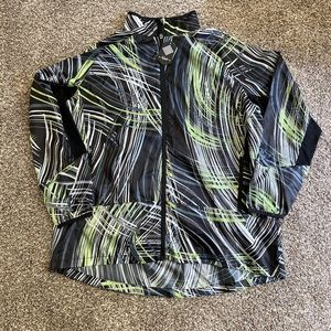 Lularoe Determined Workout Jacket XL NWT